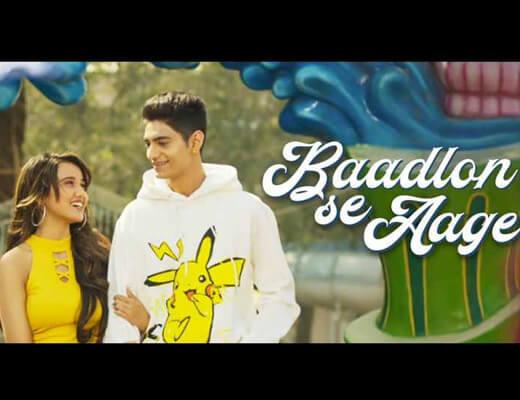 Baadlon Se Aage – Palak Muchhal, Palaas - Lyrics in Hindi