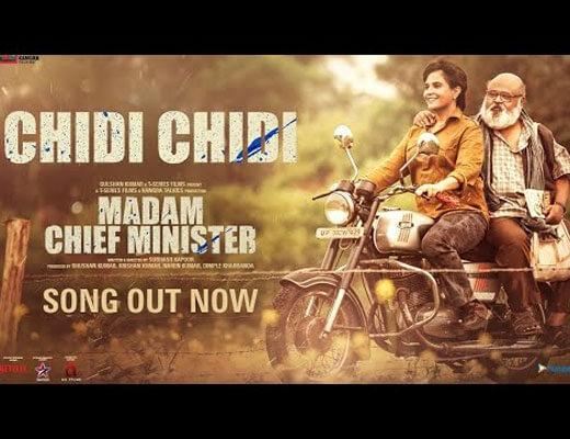 Chid Chidi – Madam Chief Minister - Lyrics in Hindi