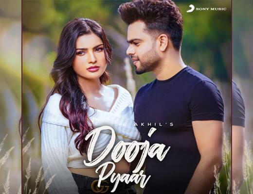 Dooja Pyaar – Akhil - Lyrics in Hindi
