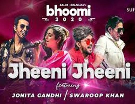 Jheeni Jheeni – Bhoomi 2020 - Lyrics in Hindi
