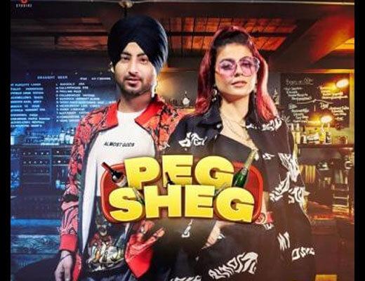 Peg Sheg – Minda, Afsana Khan - Lyrics in Hindi