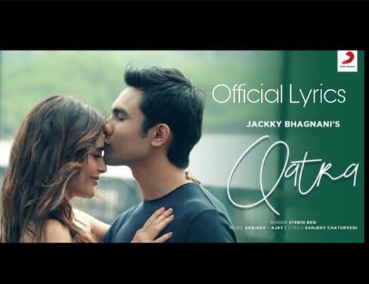 Qatra – Stebin Ben - Lyrics in Hindi