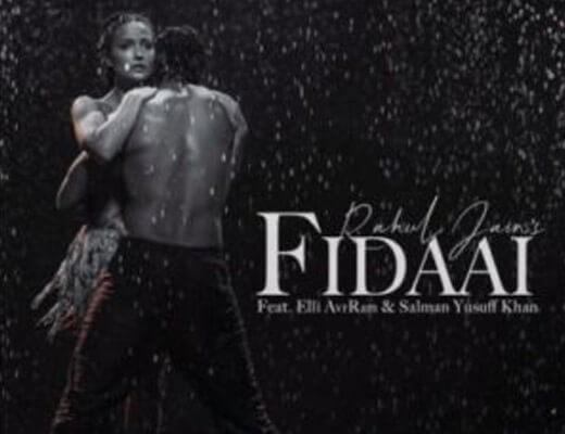 Fidaai – Rahul Jain - Lyrics in Hindi