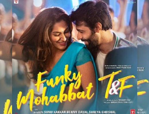Funky Mohabbat – Tuesdays & Fridays - Lyrics in Hindi