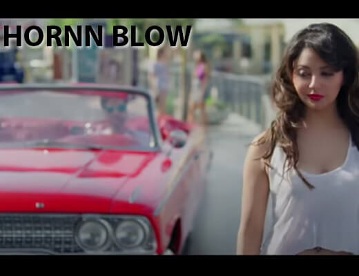 Horn Blow – Hardy Sandu - Lyrics in Hindi