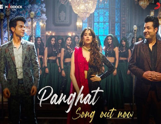 Panghat – Roohi - Lyrics in Hindi