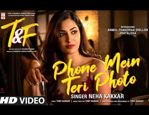 Phone Mein Teri Photo – Tuesdays and Fridays - Lyrics in Hindi