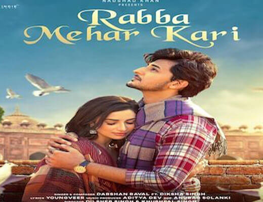 Rabba Mehar Kari – Darshan Raval - Lyrics in Hindi