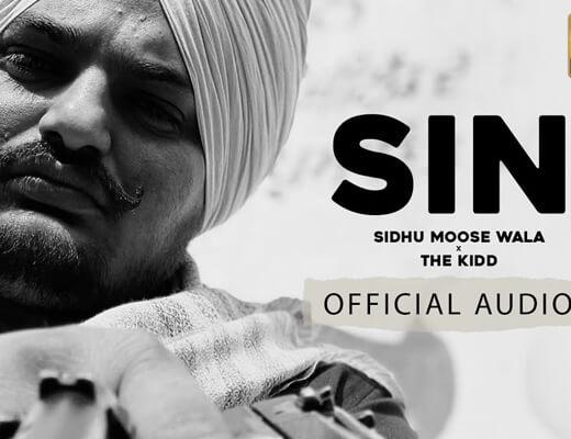 Sin – Sidhu Moose Wala - Lyrics in Hindi