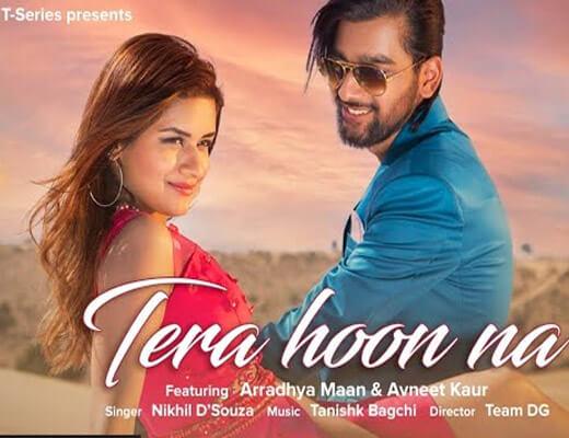 Tera Hoon Na – Nikhil D'souza - Lyrics in Hindi