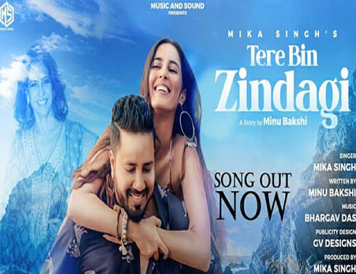 Tere Bin Zindagi – Mika Singh - Lyrics in Hindi