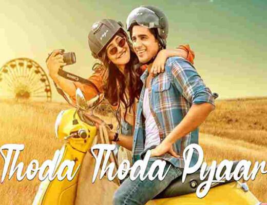 Thoda Thoda Pyaar – Stebin Ben - Lyrics in Hindi