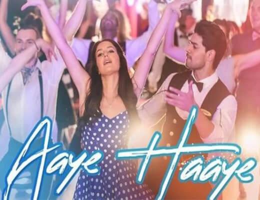Aaye Haaye – Millind Gaba & Aditi Singh Sharma - Lyrics in Hindi
