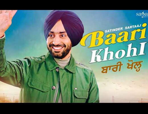 Baari Khohl Hindi Lyrics – Satinder Sartaaj