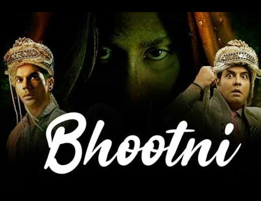 Bhootni – Roohi - Lyrics in Hindi