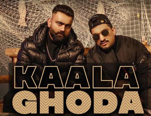 Kaala Ghoda – Amrit Maan & Divine - Lyrics in Hindi
