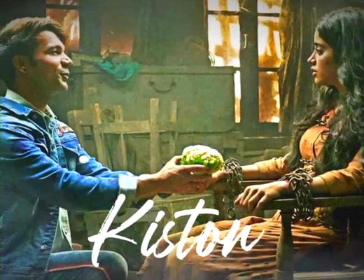 Kiston – Jubin Nautiyal, Sachin Jigar - Lyrics in HIndi