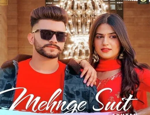 Mehnge Suit – Nawab, Gurlez Akhtar - Lyrics in Hindi
