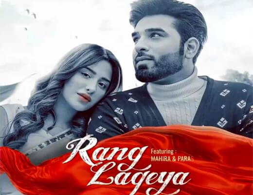Rang Lageya – Mohit Chauhan, Rochak Kohli - Lyrics in Hindi