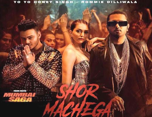Shor Machega – Mumbai Saga - Lyrics in Hindi