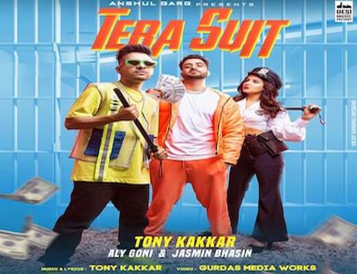 Tera Suit – Tony Kakkar - Lyrics in Hindi