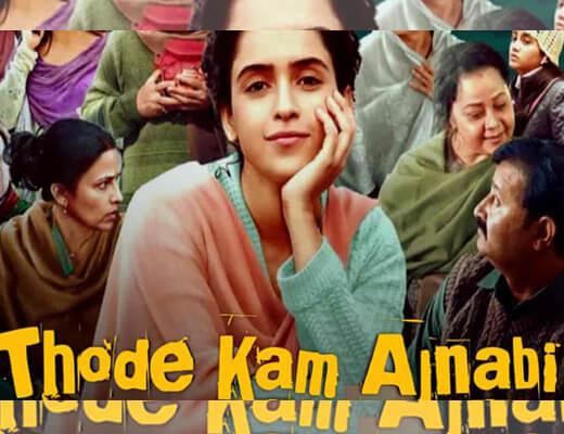 Thode Kam Ajnabi – Paggalait Arijit Singh - Lyrics in Hindi