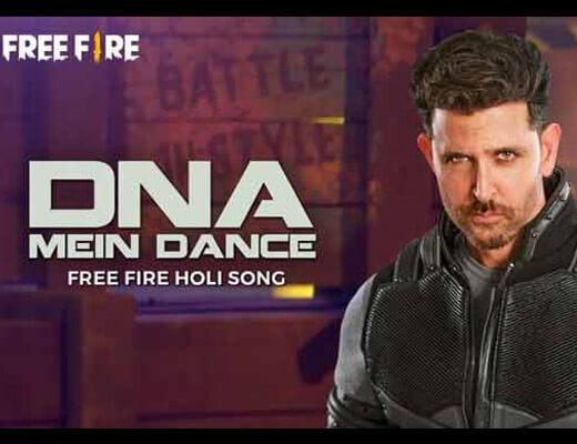 DNA Mein Dance Hindi Lyrics – Vishal Shekhar