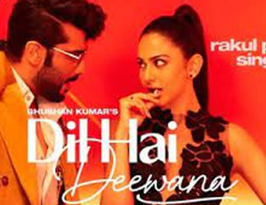 Dil Hai Deewana Hindi Lyrics – Darshan Raval, Zara Khan