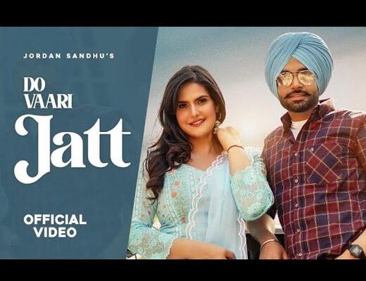Do Vaari Jatt Hindi Lyrics – Jordan Sandhu