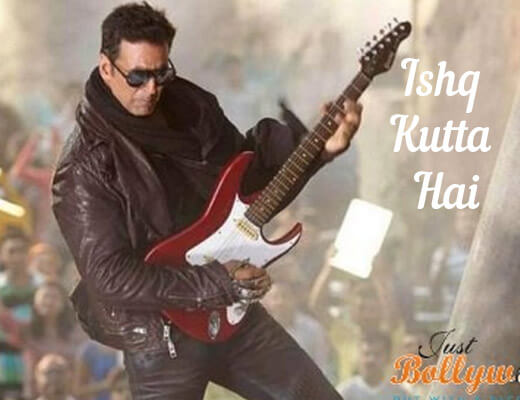 Ishq Kutta Hai Hindi Lyrics - The Shaukeens