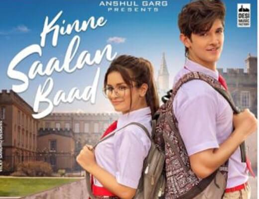Kinne Saalan Baad Hindi Lyrics – Goldie Sohel