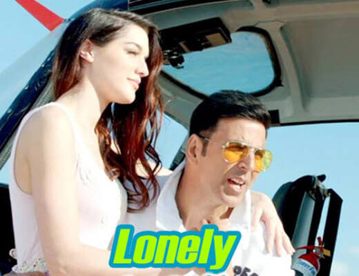 Lonely Hindi Lyrics - The Shaukeens