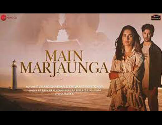 Main Marjaunga Hindi Lyrics – Stebin Ben