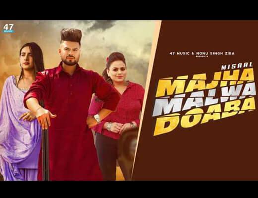 Majha Malwa Doaba Hindi Lyrics – Misaal, Gurlez Akhtar