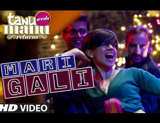 Meri Gali Hindi Lyrics – Tanu Weds Manu Returns