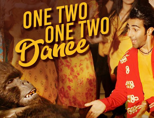 One Two One Two Dance Hindi Lyrics – Hello Charlie