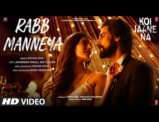 Rabb Manneya Hindi Lyrics – Koi Jaane Na Neeti Mohan