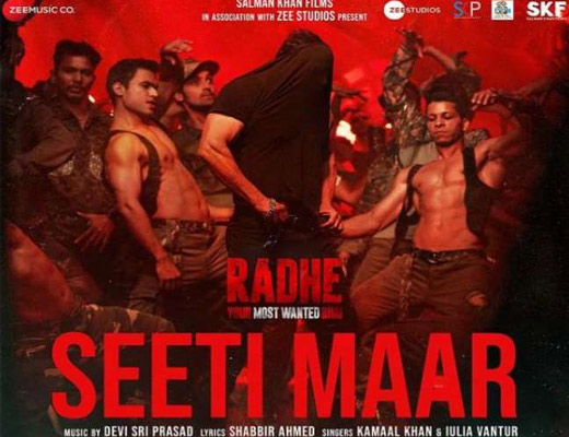 Seeti Maar Hindi Lyrics – Salman Khan Radhe