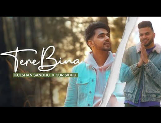 Tere Bina Hindi Lyrics – Kulshan Sandhu, Gur Sidhu