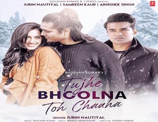 Tujhe Bhoolna Toh Chaaha Hindi Lyrics – Jubin Nautiyal
