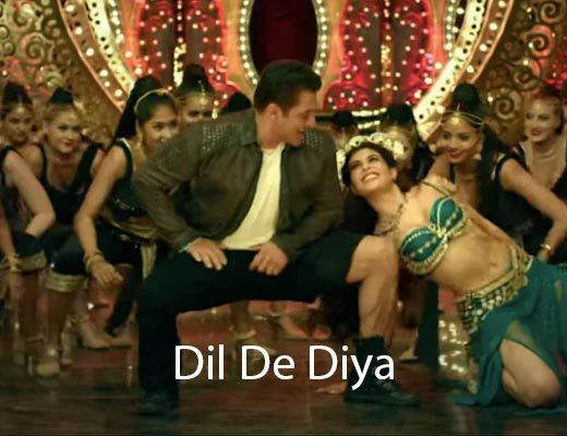 Dil De Diya Hindi Lyrics – Radhe