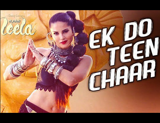 Ek Do Teen Chaar Hindi Lyrics – Ek Paheli Leela