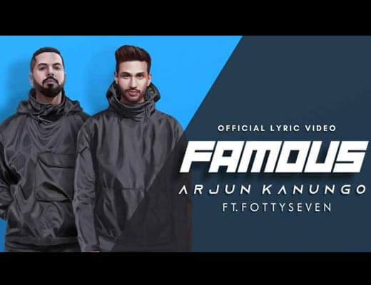 Famous Hindi Lyrics – Arjun Kanungo, Fotty Seven