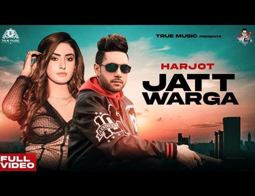 Jatt Warga Hindi Lyrics - Harjot
