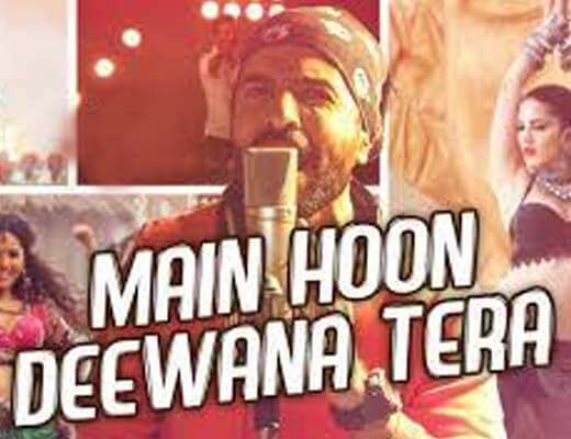 Main Hoon Deewana Tera Hindi Lyrics – Ek Paheli Leela
