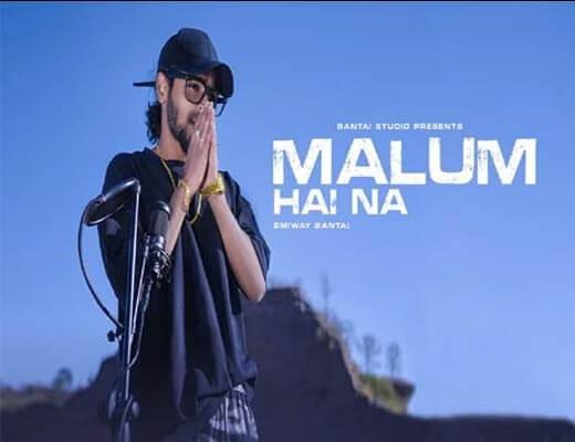 Malum Hai Na Hindi Lyrics – Emiway