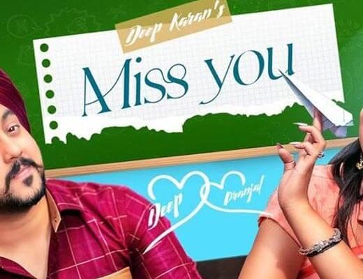 Miss You Hindi Lyrics – Deep Karan