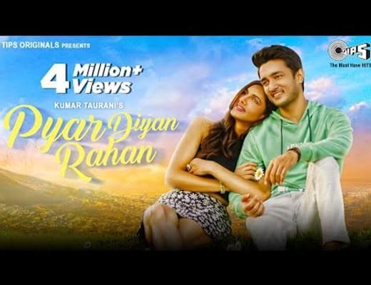 Pyar Diyan Rahan Hindi Lyrics – Asees Kaur