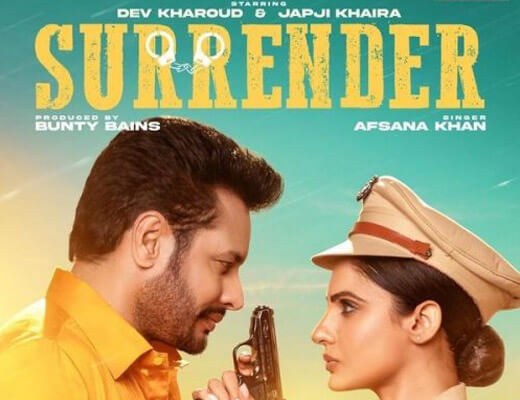 Surrender Hindi Lyrics – Afsana Khan