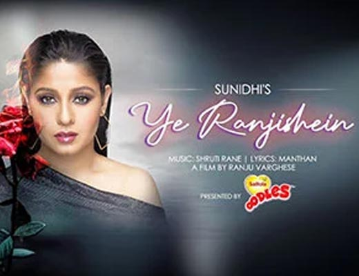 Ye Ranjishein Hindi Lyrics – Sunidhi Chauhan